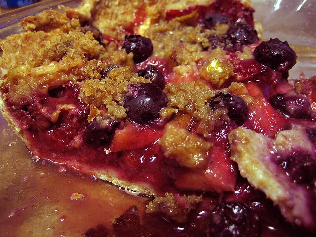 Strawberry cheesecake (4/5)